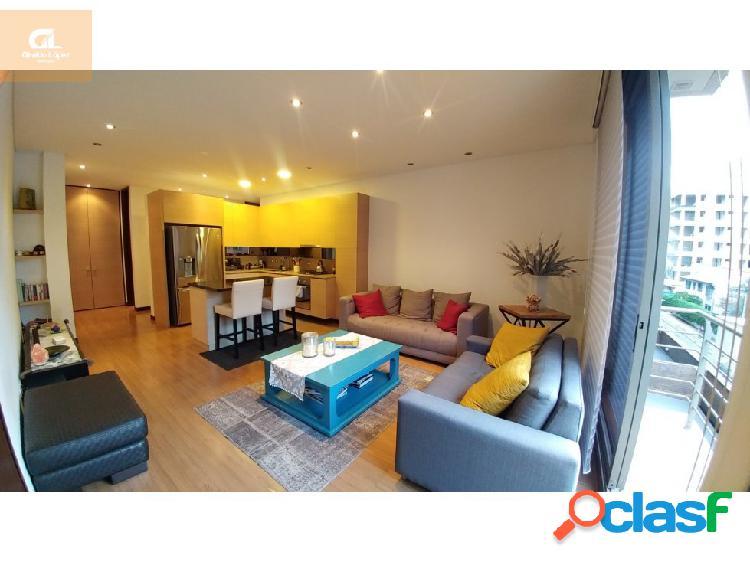 Venta apartamento en El Chico calle 93, Bogota