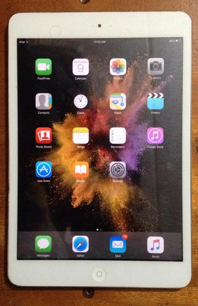 iPad Mini 1st 16gb