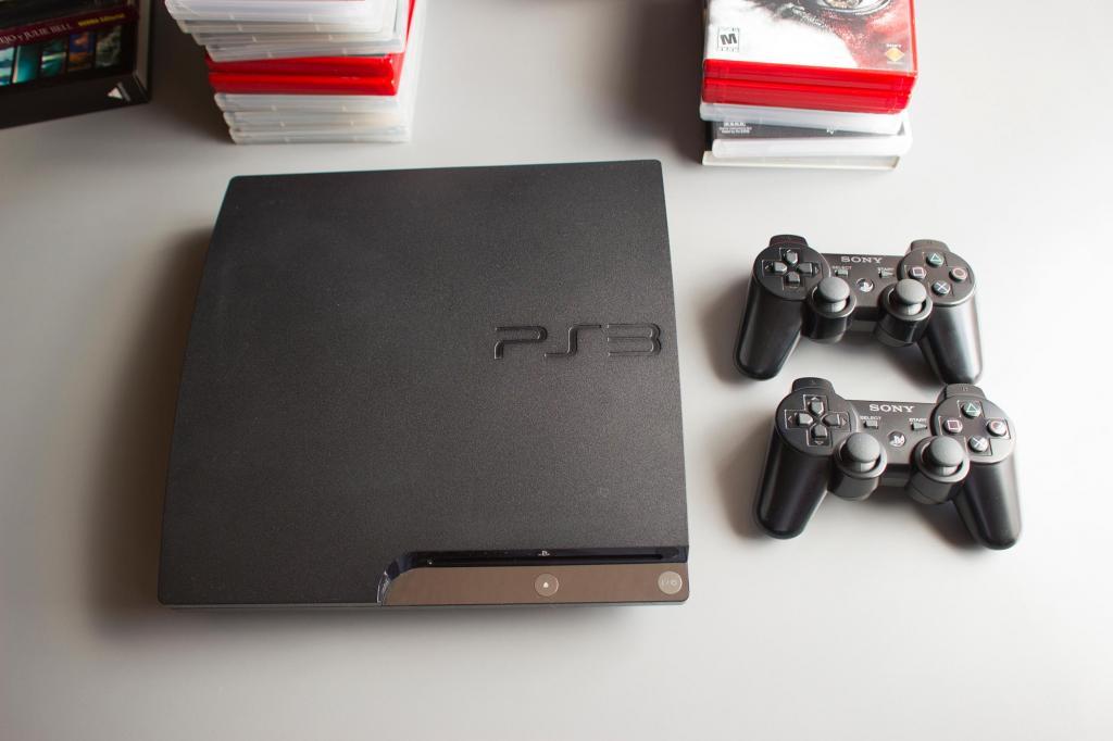 Consola Play Station 3, 2 Controles, 20 Juegos Originales