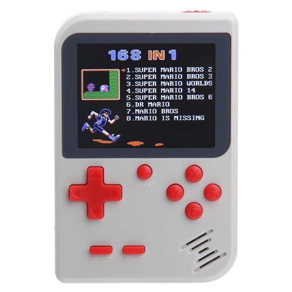 Game boy Mini Consola de Juegos Portátil de 8 bits Color