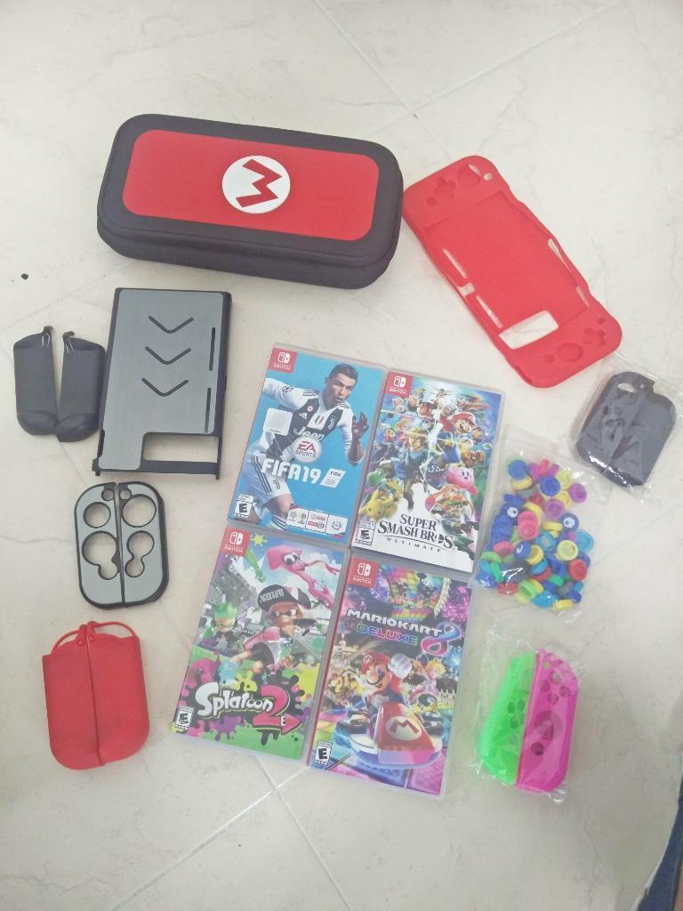 Juegos Y Accesorios Nintendo Switch