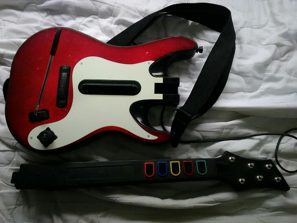 Vendo Guitarra Ps3 para Repuestos