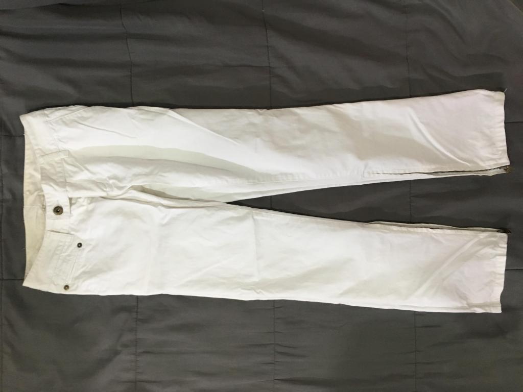 Pantalon blanco Azulu original