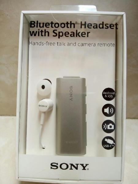 Audífonos Bluetooth Sony Sbh56