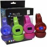 Audifonos Bluetooth Tipo Diadema Con Potente Sonido N65BT