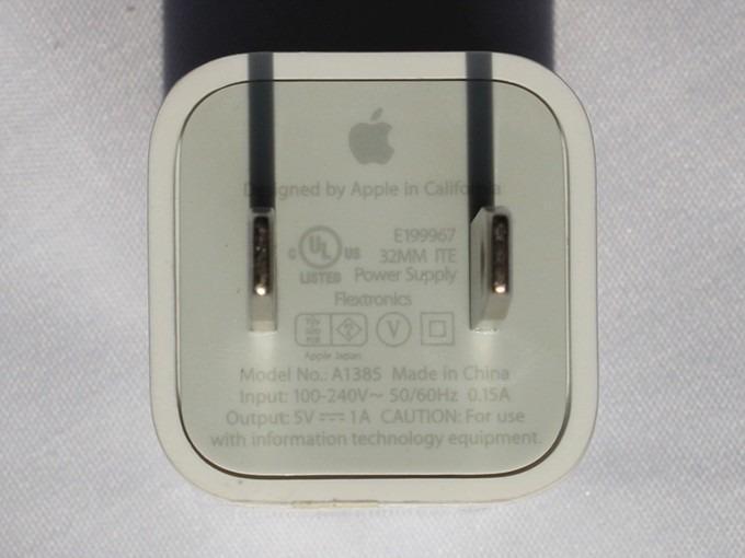 Cargador ORIGINAL para iPhone 5, 6, 7 Cable ANKER 1 metro