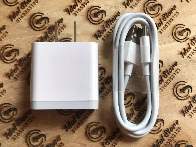 Cargador Original Xiaomi Carga rapida 3 Amp Cable tipo C