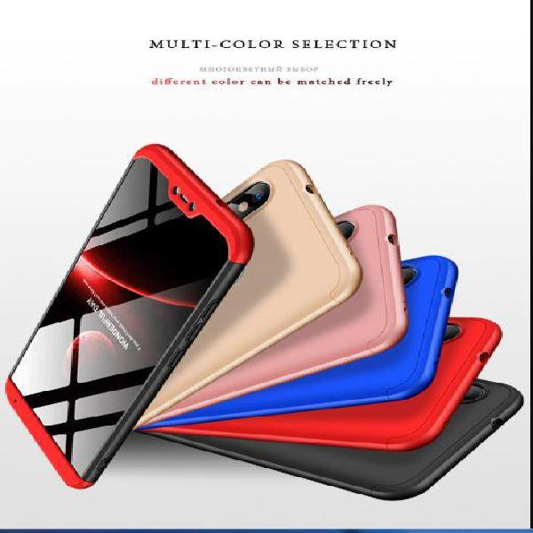 Estuche 360 Xiaomi MI A2 Lite mas vidrio 5d