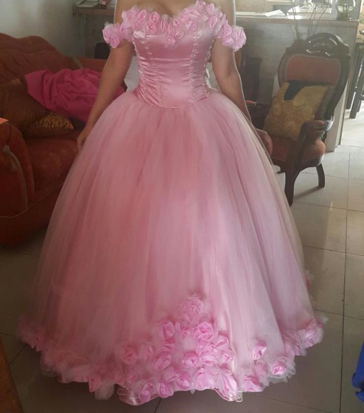 Hermoso Vestido de 15 aos