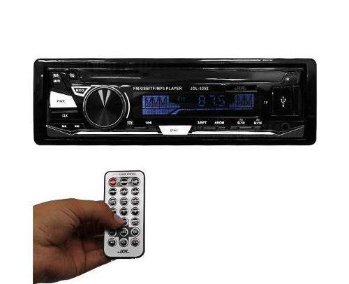 Radio Para Carro Puerto Usb Sd Aux Fm Potencia 50w X 4