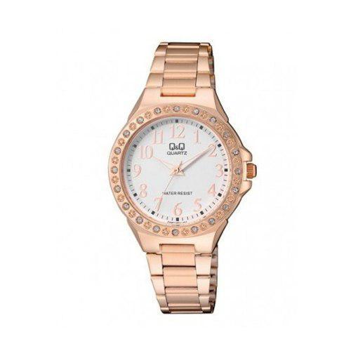 Reloj Q&q Q987j004y Oro Rosa Mujer Envio Gratis