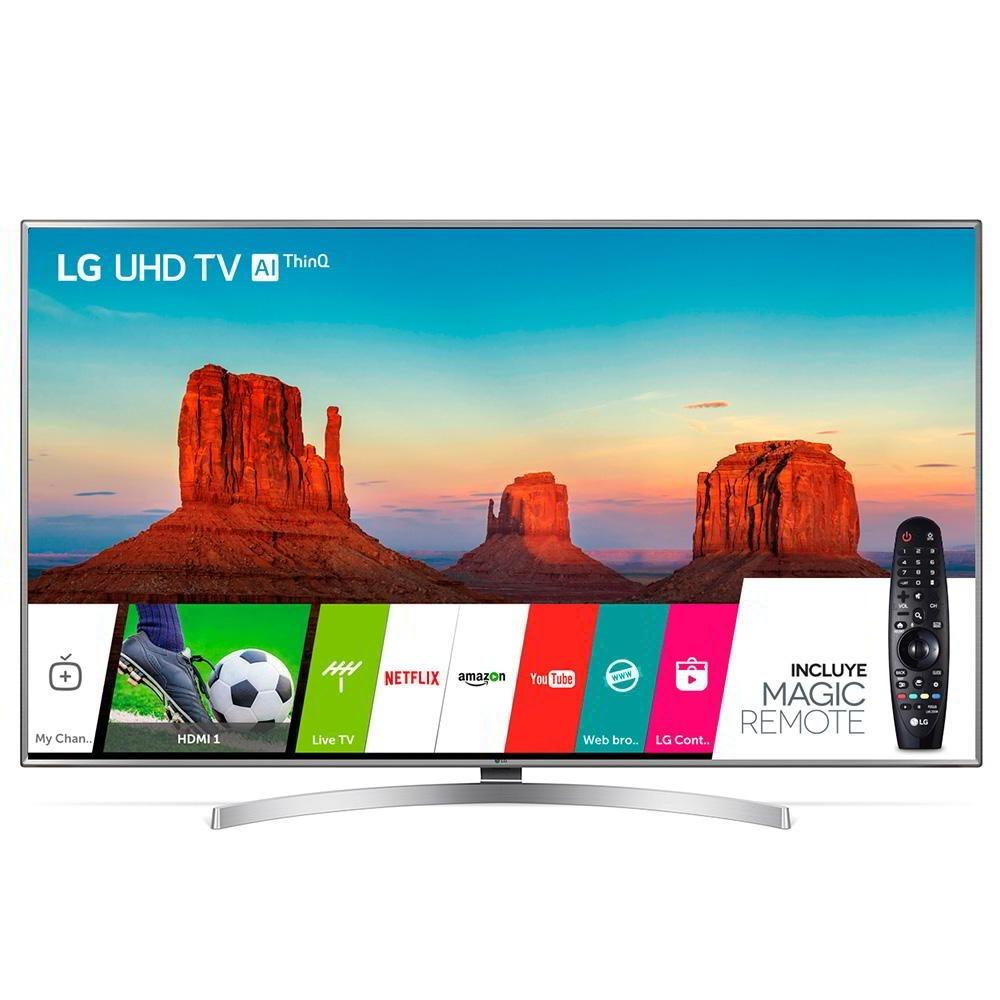 55 Uhd 4k Smart Tv Lg con Control Magico