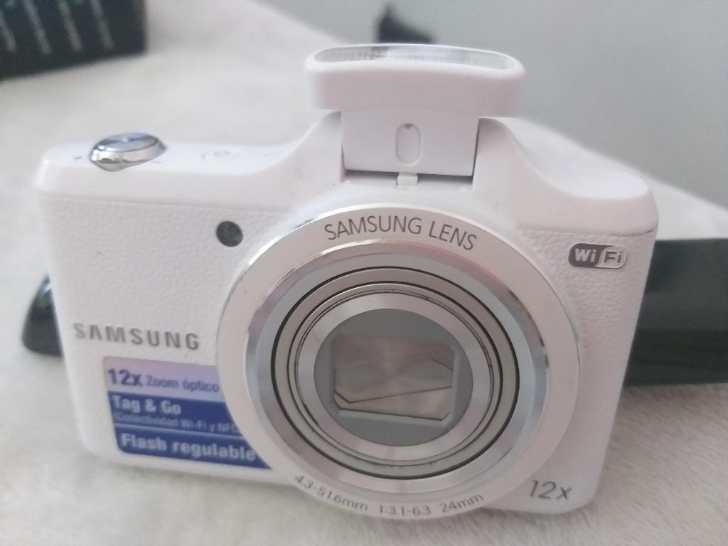 Camara Samsung Wb50f 16mp X 12 Barata