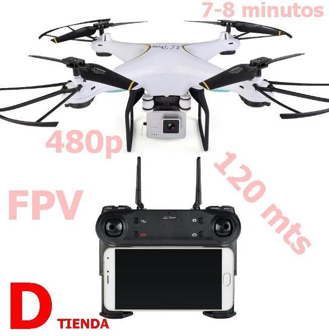 Dron DR S60 VERS Cámara HD Imagen TIEMPO REAL