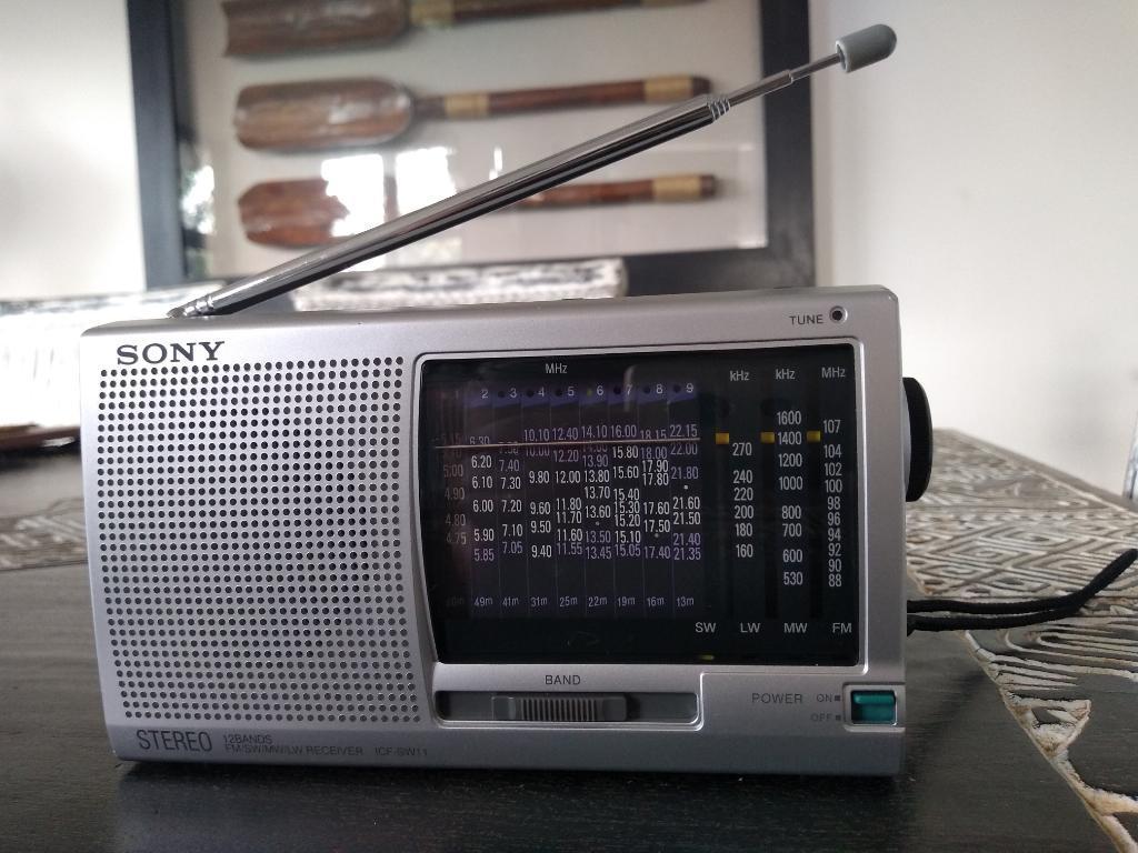 Radio Multibandas