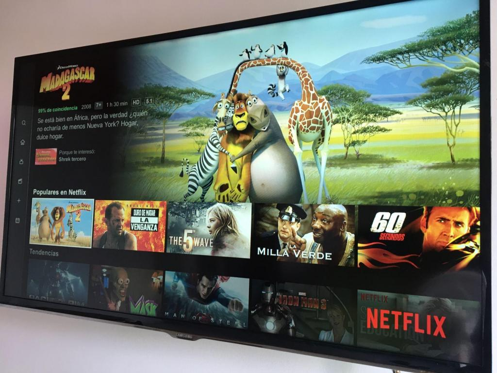 Smart Tv Full HD Samsung 32 Un32h Wifi