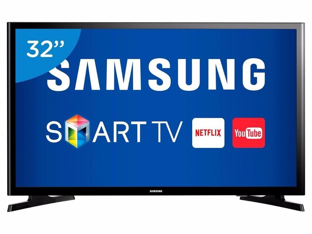 Televisor Samsung Smart Tv 32 Pulgadas Wifi TDT Nuevos