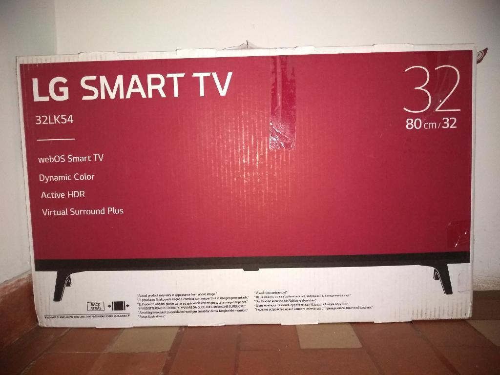 Televisor Tv Lg 32'' Nuevo