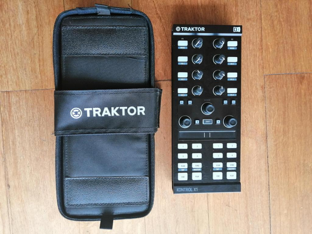 Traktor Kontrol X1 MK2 Estuche Perfecto Estado