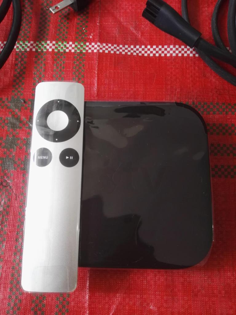 Vendo Apple TV 3ra generación A