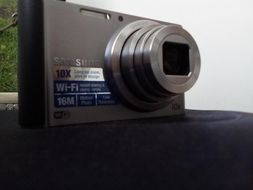 Vendo Cámara Samsung 10x 16m a muy buen precio
