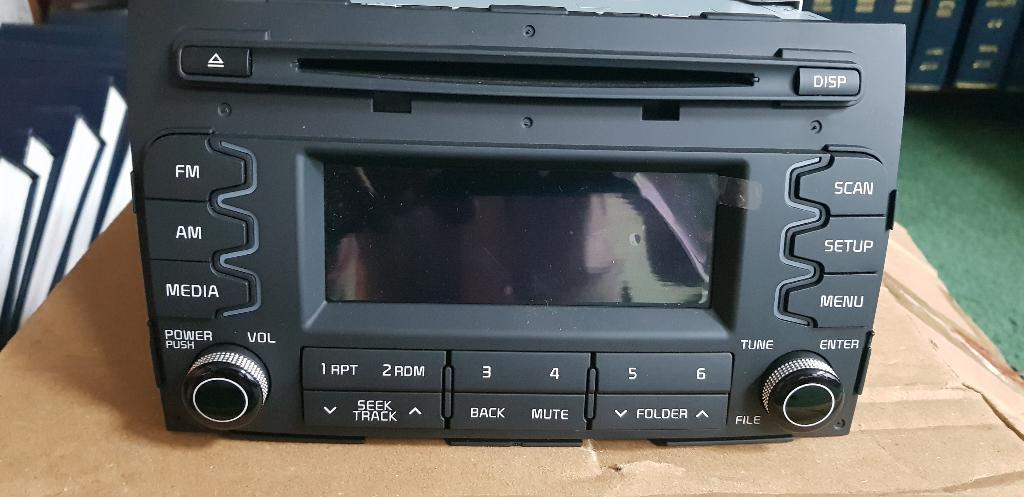 Vendo Radio Camioneta Kia