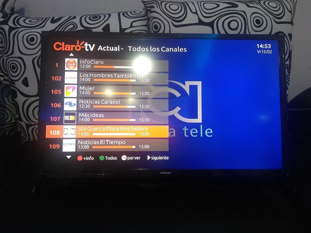 Vendo Tv Samsung de 32 ' Un32jak