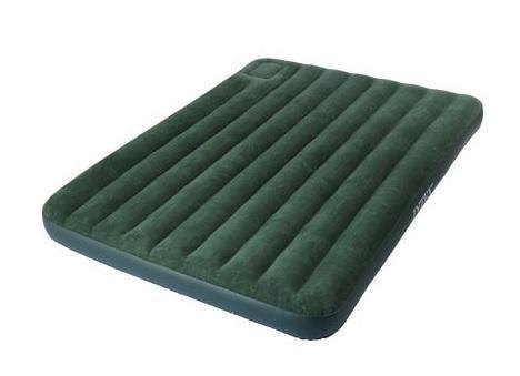 Colchón Inflable Extra grande con Inflador pie y almohada