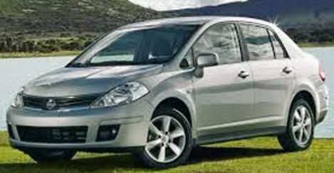 Rines Originales Y Llantas De Nissan Tiida