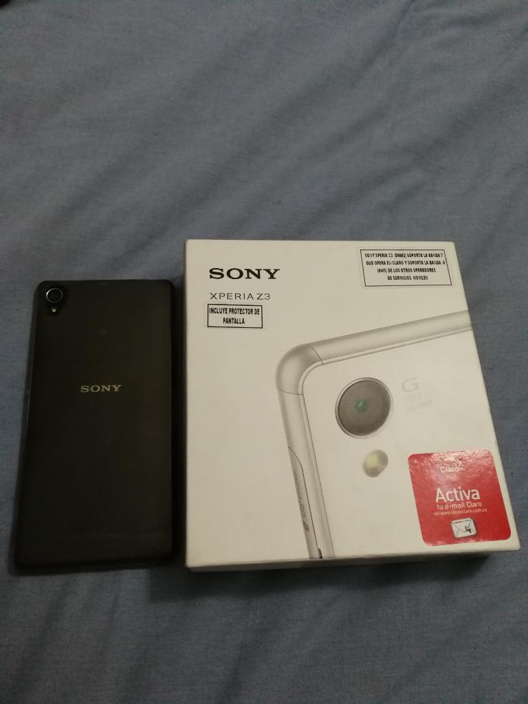 Se Vende Celular Sony Z3