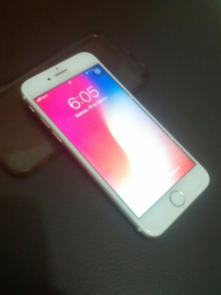iPhone 6s de 32gb con Cargador Original