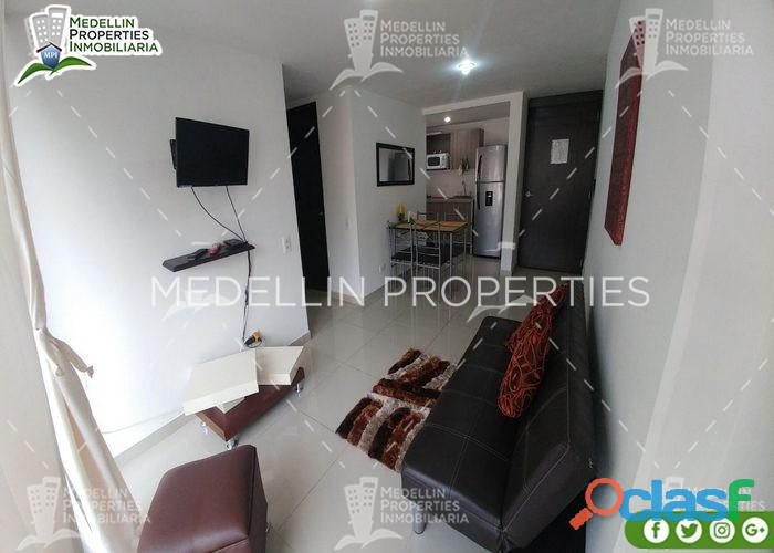 Apartamentos Amoblados en Alquiler Guayabal Cod: 5058