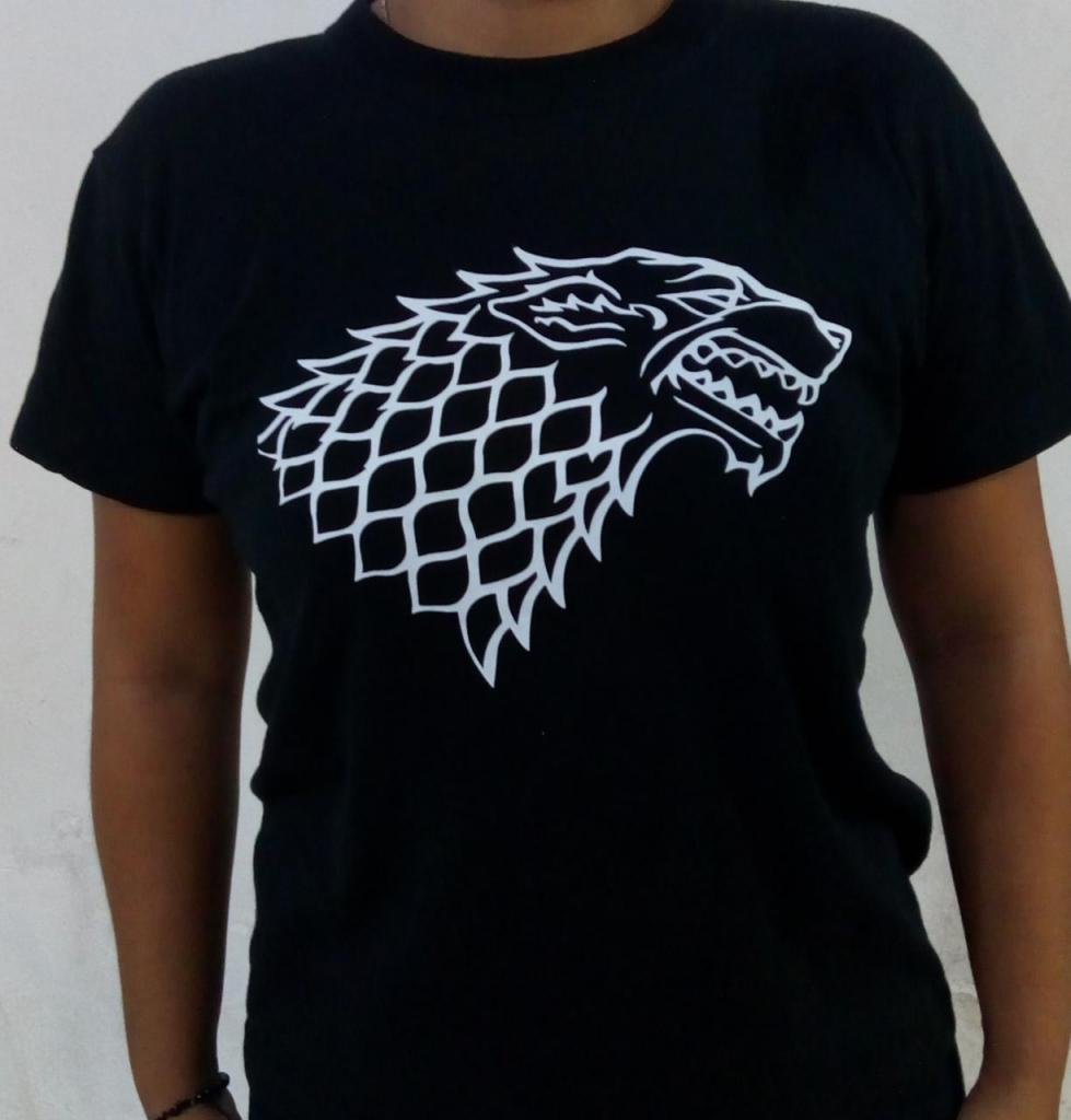 Camisas de Game of Thrones