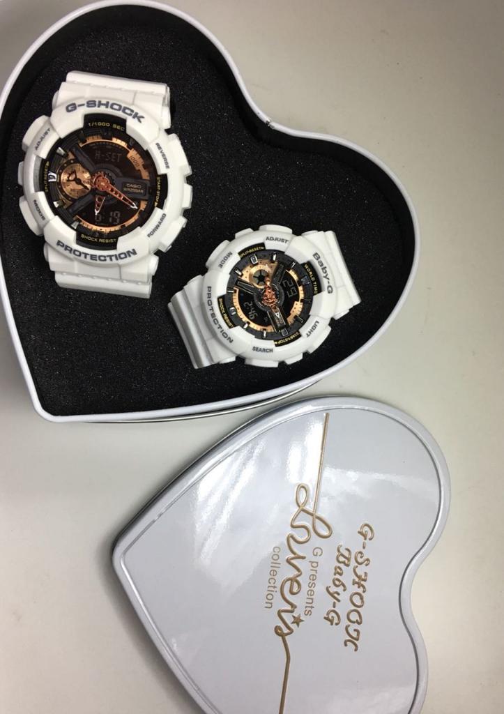Relojes G Shock Y Baby G