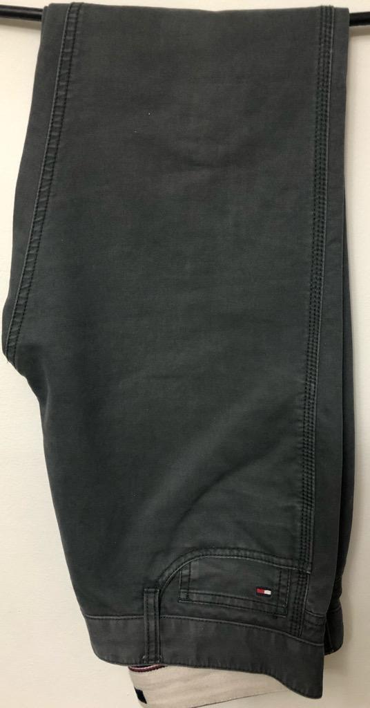 Vendo Pantalon Tommy Usado Dril Talla 30