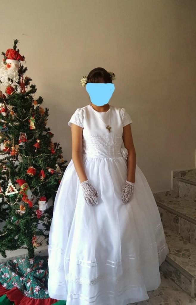 Vestido de Primera Comunión.