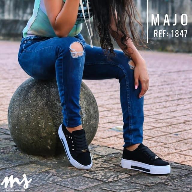 Zapatos Majo ref:  somos fabricantes