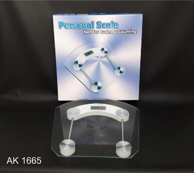 Pesa de vidrio hasta 180 k