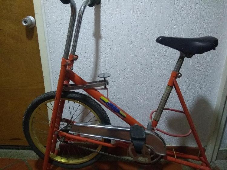 Vendi Bicleta Estatica Antigua Vintage