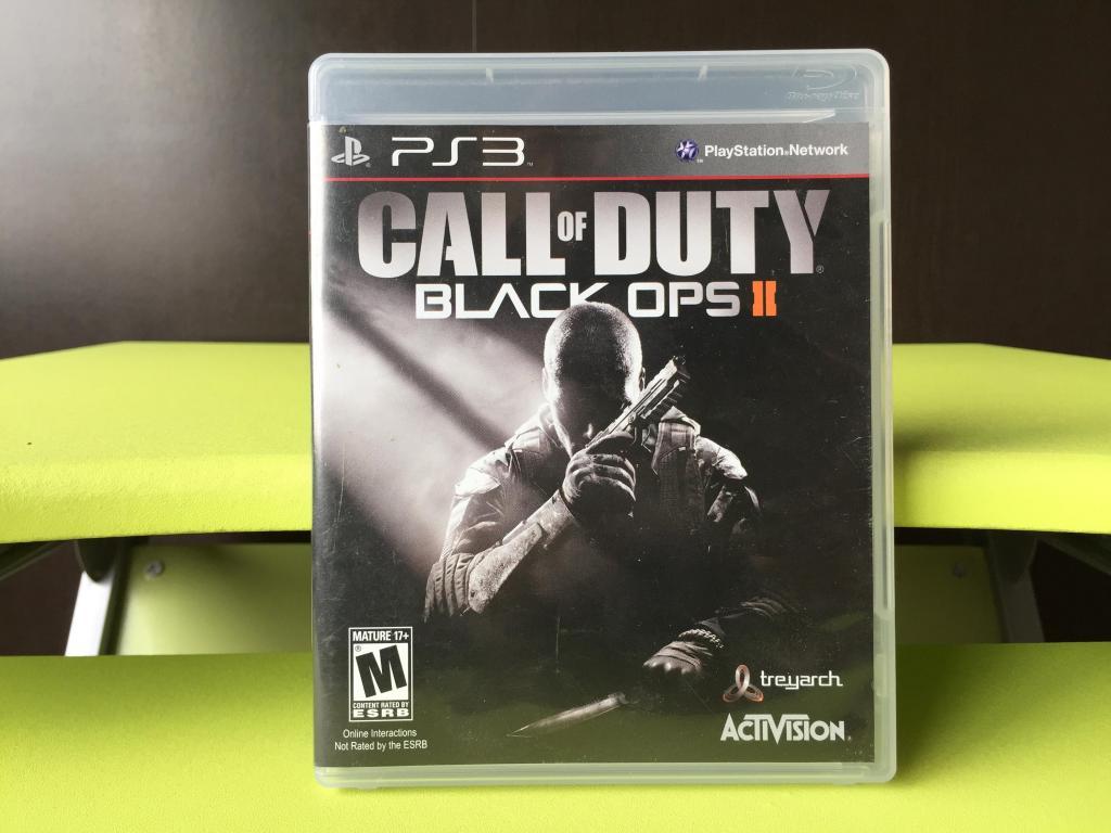 CALL OF DUTY BLACK OPS 2 para PS3 !!! COMO NUEVO ¡¡¡
