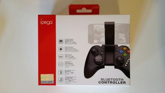 Control Ipega  Juegos Celulares Android Ios