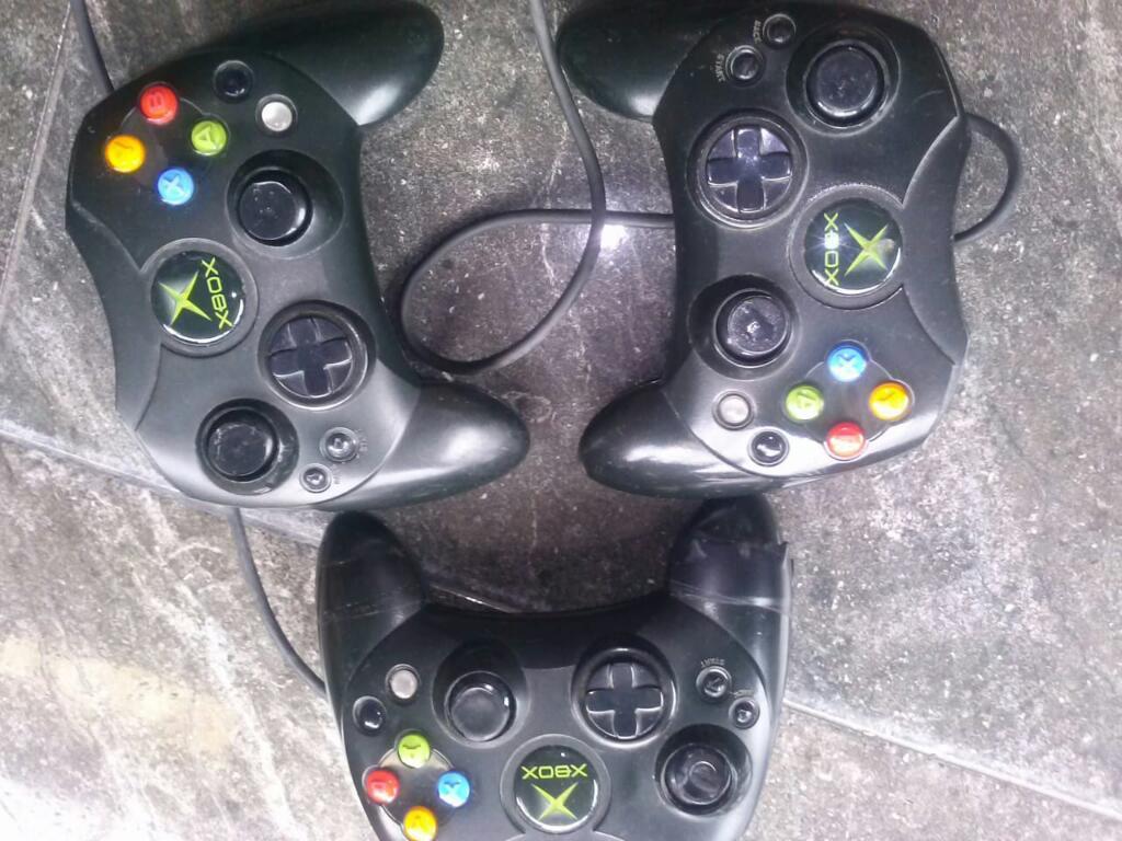 Controles de Exbox Y Juegos