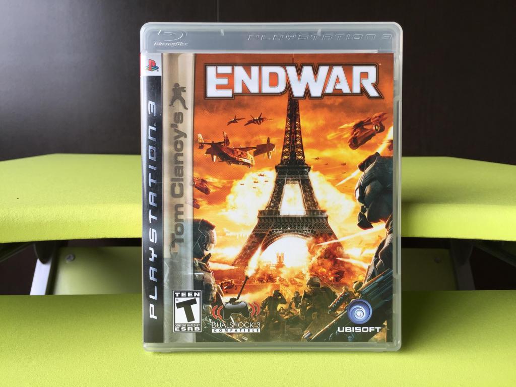 END WAR para PS3 !!! COMO NUEVO ¡¡¡