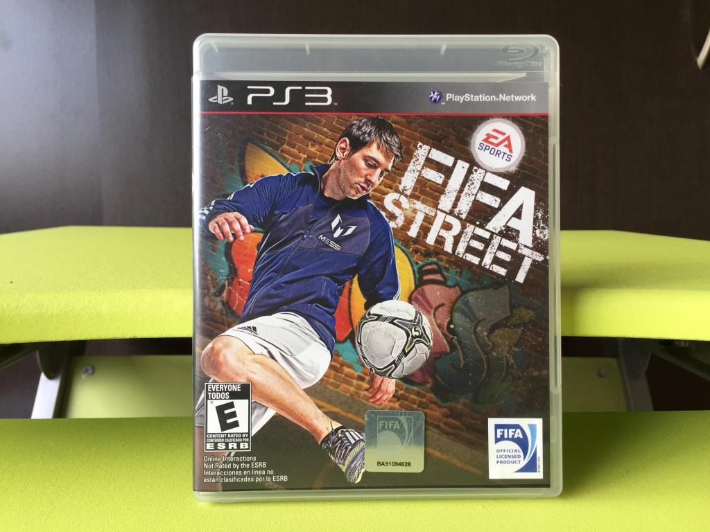 FIFA STREET para PS3 !!! COMO NUEVO ¡¡¡