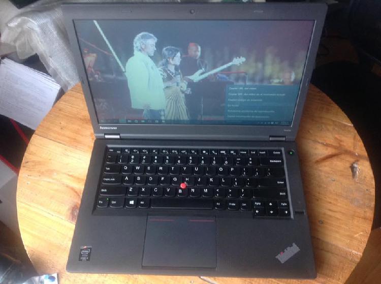 Lenovo thinkPad T440P CASI NUEVO. i5 4ta generacion de 2.60