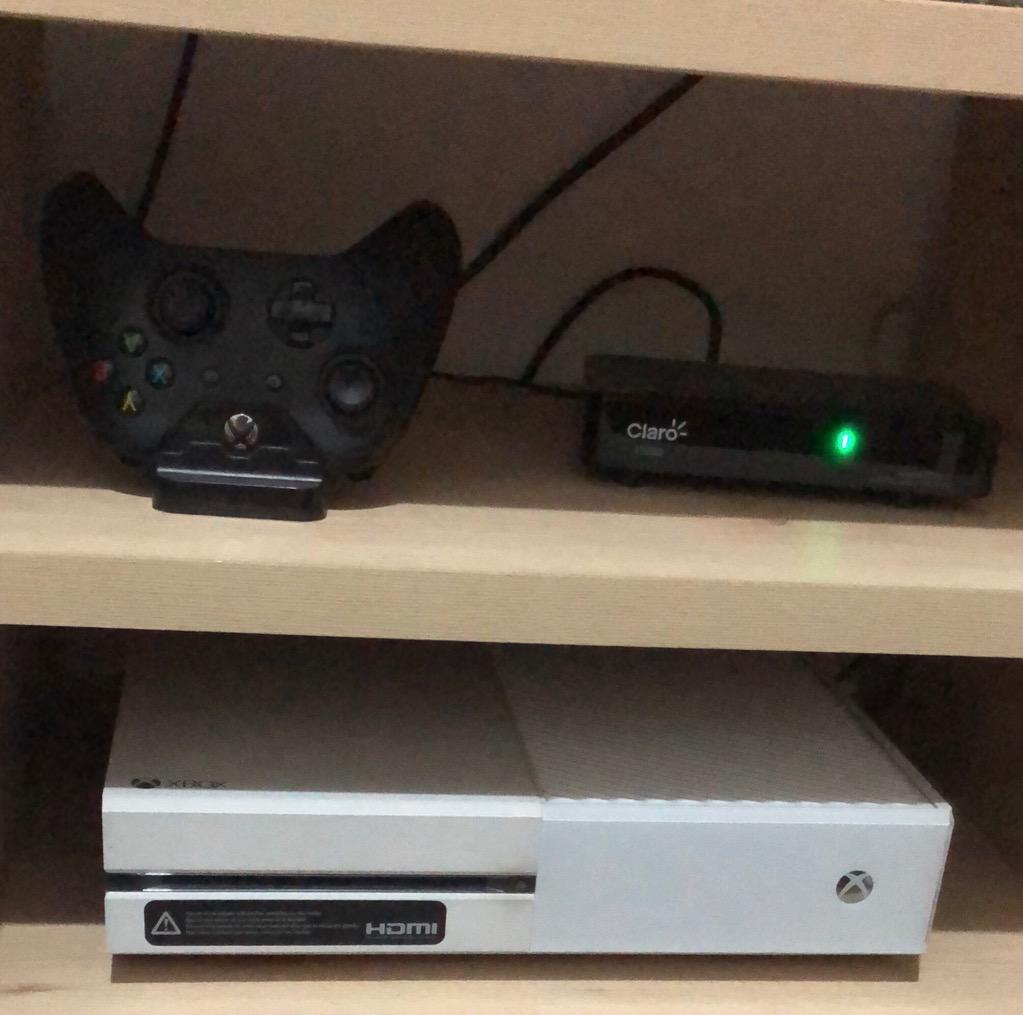 Xbox One 500Gb 1 control y 6 juegos