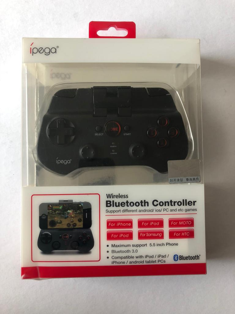 iPEGA PGS Wireless Bluetooth Game Control, Negro Android