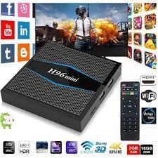 ANDROID TV BOX 2GB RAM 16 GB ROM