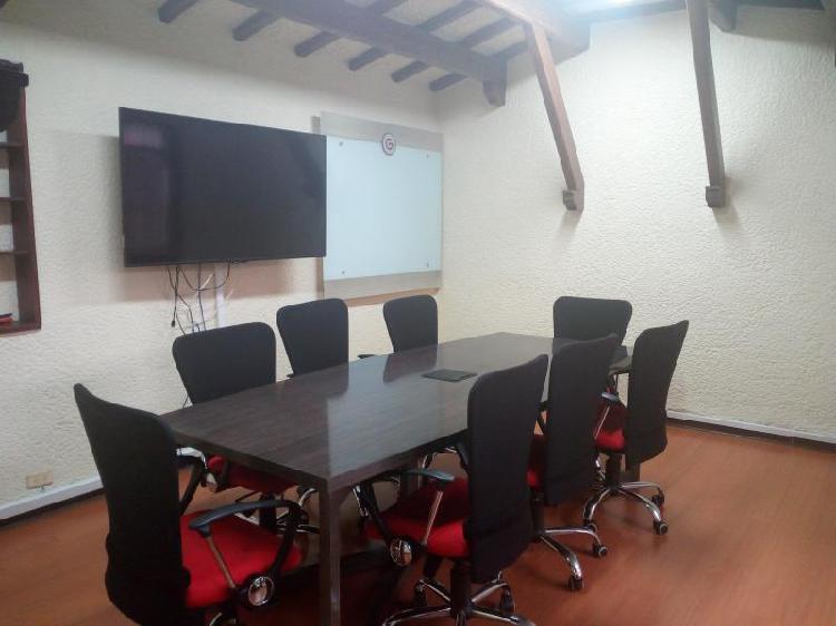 Cod. ABLUQ2018120013 Oficina En Arriendo En Bogota San