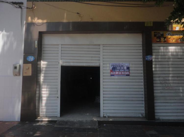 Cod. ABPRV982 Local En Arriendo En Cúcuta Centro